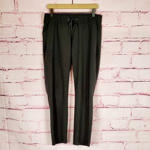 Lululemon On The Fly Wide Leg 7/8 Pants
